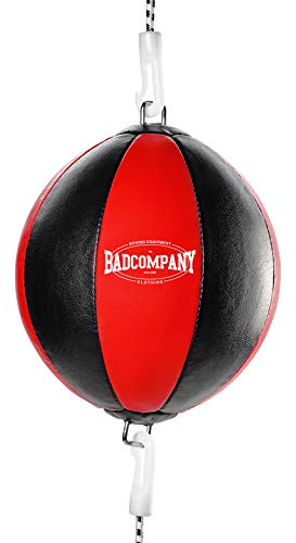 Bad Company Doppelendball aus Kunstleder...