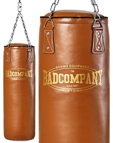Bad Company Retro Boxsack I Punching Bag...