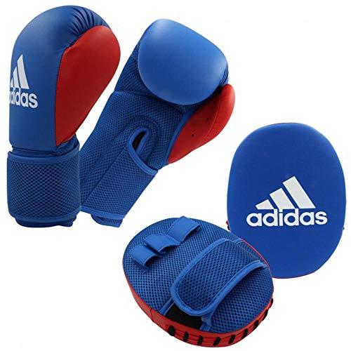 adidas Boxing Kit 2, Blue-red, 8*